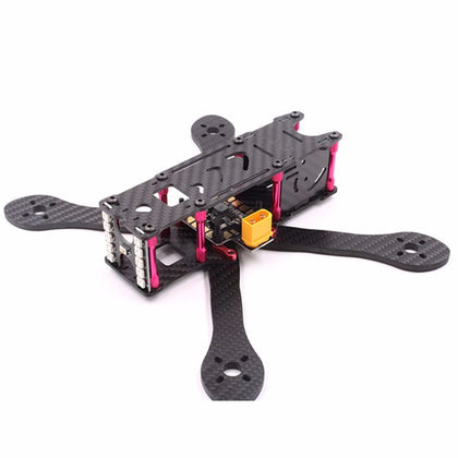 GEPRC GEP-VX Series 180mm/215mm/250mm Carbon Fiber Frame Kit w/ PDB BEC XT60 Plug for RC Drone - Drone 4 Racing Drone 4 Racing Drone For Racing