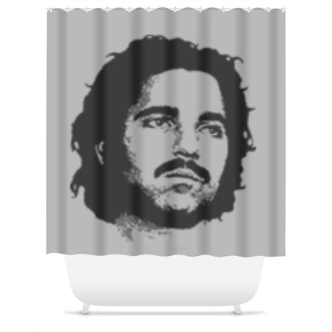 Ron Jeremy Shower Curtain