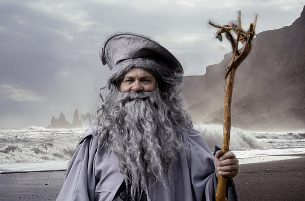 14 Last-Minute Halloween Costume Ideas for Guys with Beards