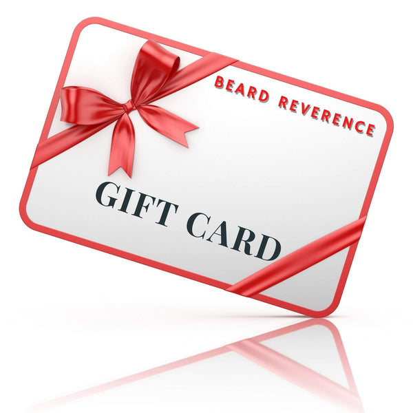 Beard Reverence Gift Card
