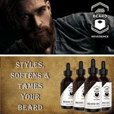 Beard Oil Variety 4 Pack