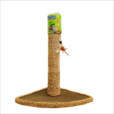 Corner Cat Scratching Post