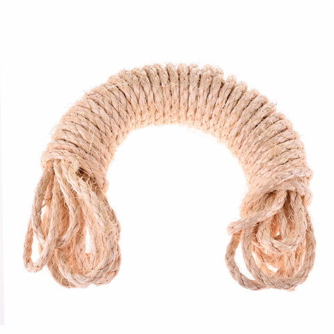 33 Feet Sisal Rope For DIY Cats Scratching post