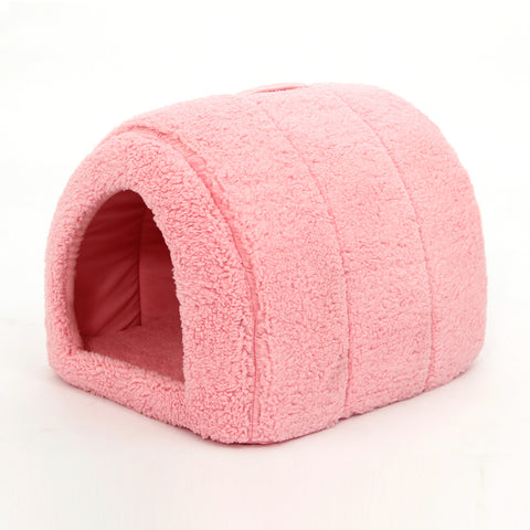 Fluffy Igloo shaped Pet House