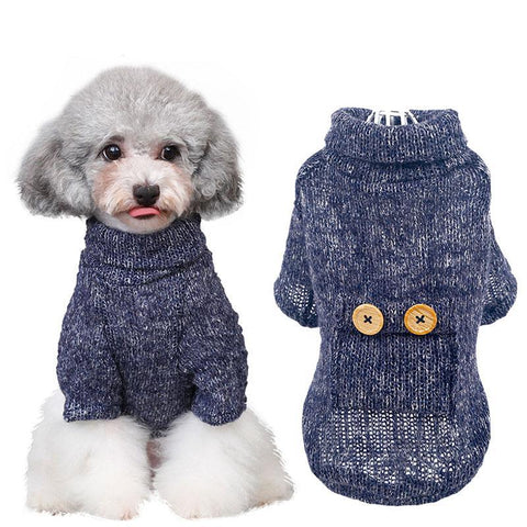 Fashion Pet Sweater 50% Off