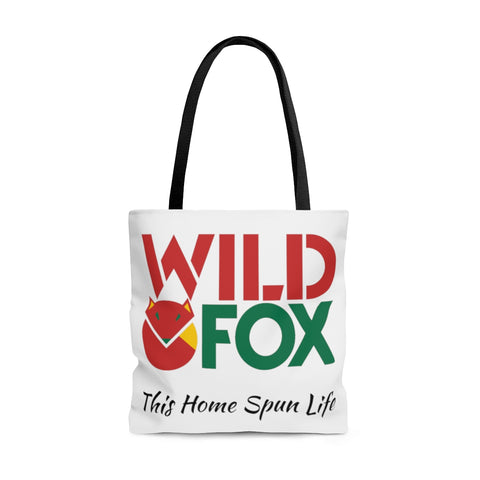 Tote Bag - Wild Fox