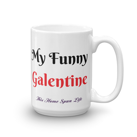 Coffee Mug - Galentine