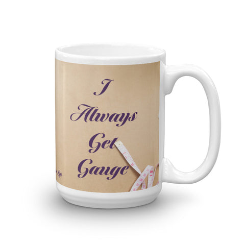 Coffee Mug - Gauge
