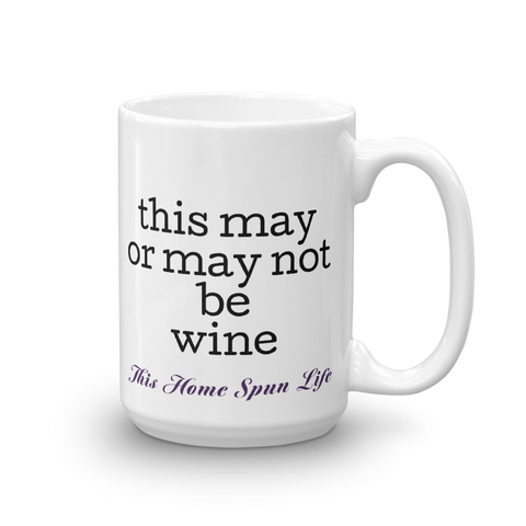 Coffee Mug - Wine