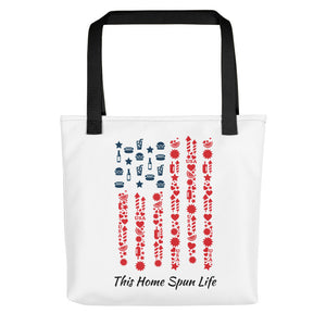 Tote bag - Star Spangled