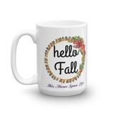 Coffee Mug - Hello Fall