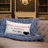 Premium Pillow - Happily Ever After