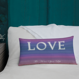 Premium Pillow - Love