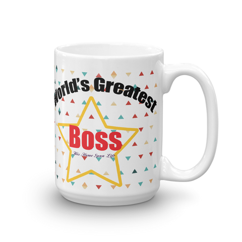 Coffee Mug - Boss
