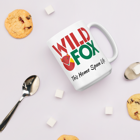Coffee Mug - Wild Fox