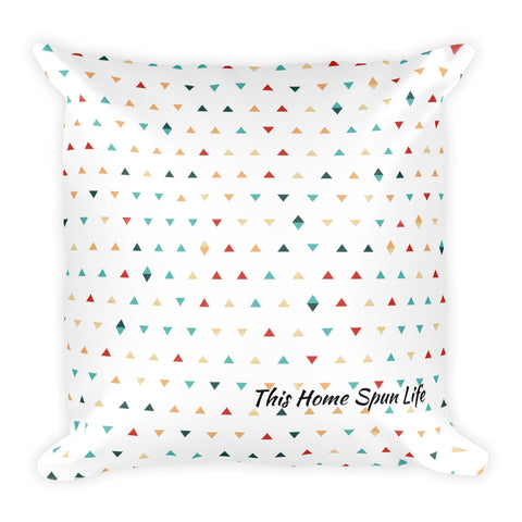 Square Accent Pillow - Sprinkles