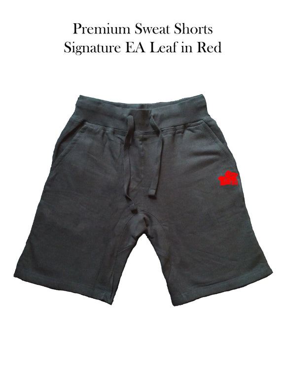 Premium Fleece Sweat Shorts – EA Leaf