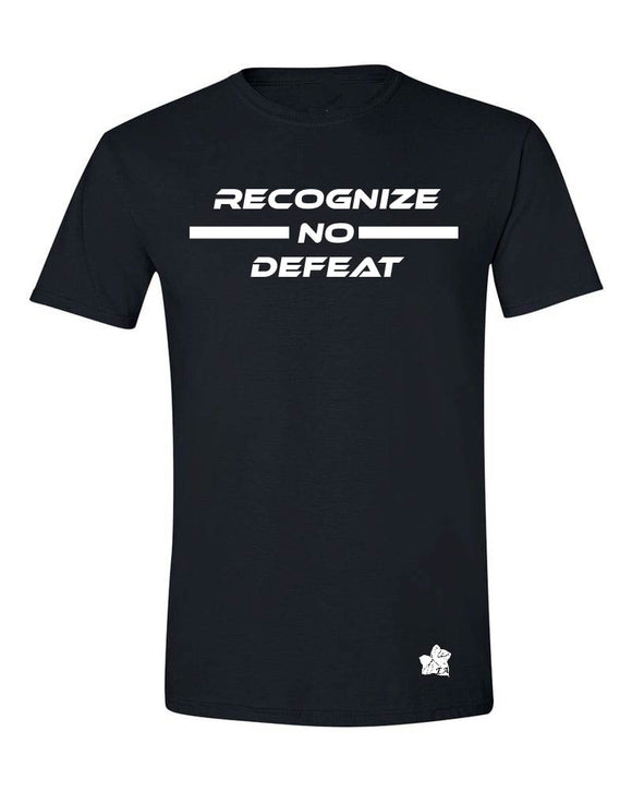 Short Sleeve Tee - Recognize No Defeat