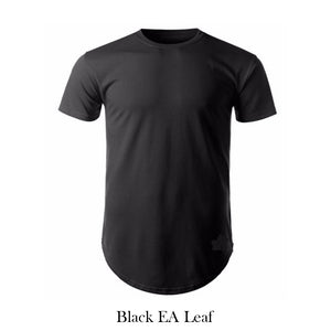 Premium Scoop Bottom Tee – EA Leaf