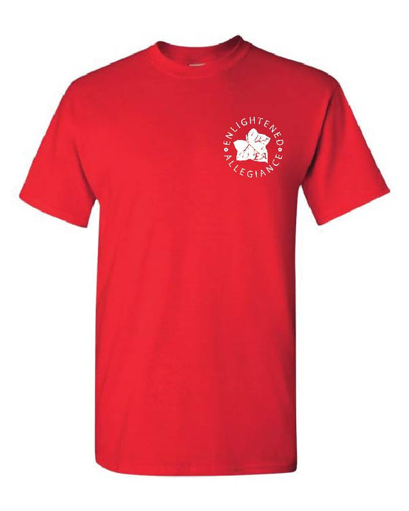 Red Short Sleeve Tee - Insignia