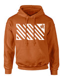 Burnt Orange Hoodie – Enlightened