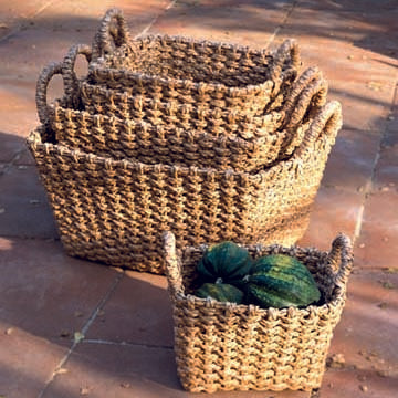 Malu Seagrass Basket Extra-Small<br>+Multiple Sizes