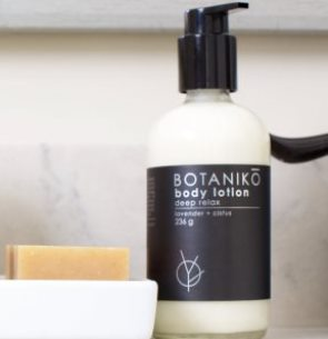 Botanikō Skin Body Lotion Deep Relax