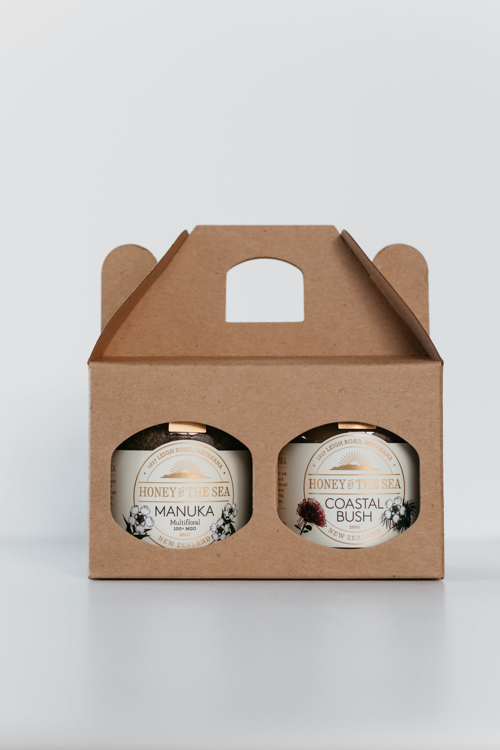 Gift Pack Manuka & Coastal raw 260G