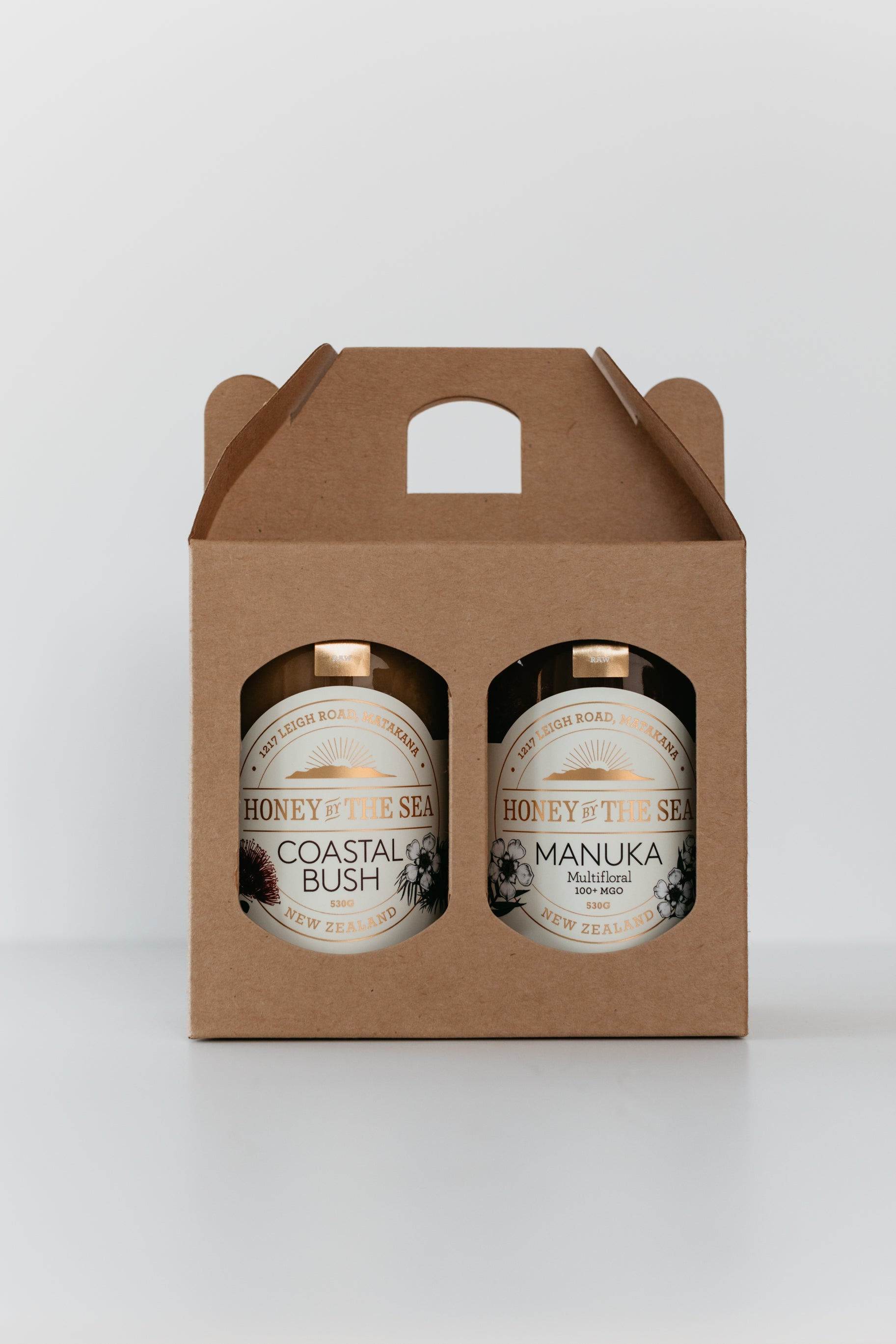 Gift Pack Manuka & Coastal Raw 530G