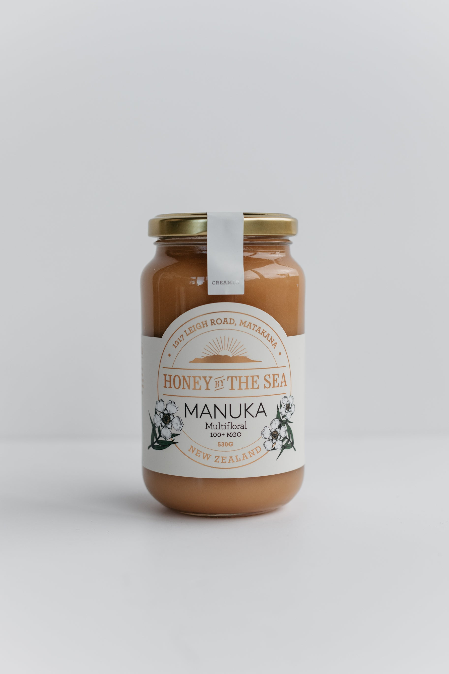 Manuka Honey +100MG 530G Creamed