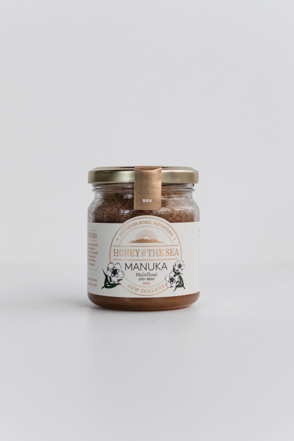 Manuka Honey +100MG 260G Raw