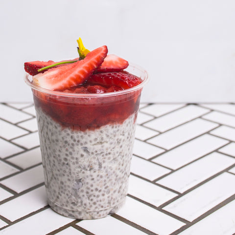 Breakfast Pot - Coconut Chia