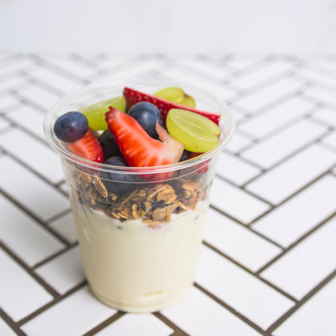 Breakfast Pot - Yogurt, Granola & Fruit