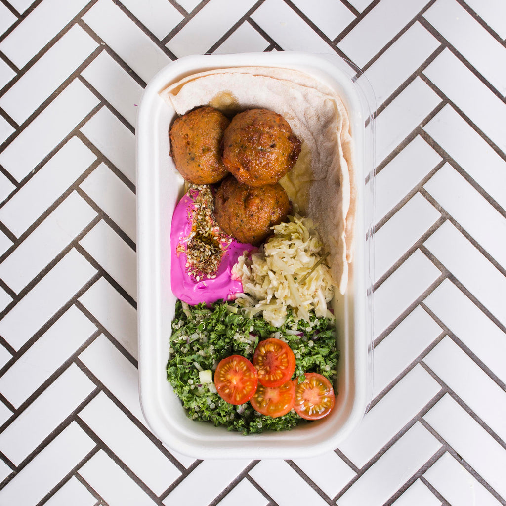 Lunch Box - Falafel
