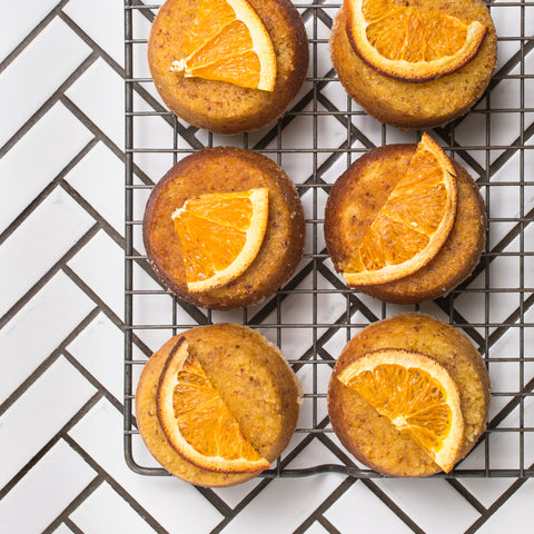 Orange & Almond Mini Cake