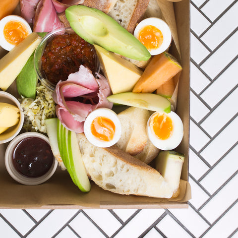 Grazing Box - Breakfast Ploughman