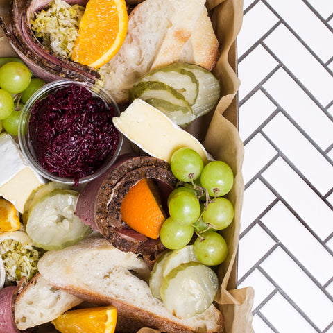 Grazing Box - Lunch Ploughman