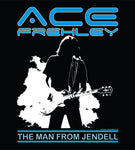 Official Ace Frehley t-shirt - The Man From Jendell (S-XL) - Fantasm Media