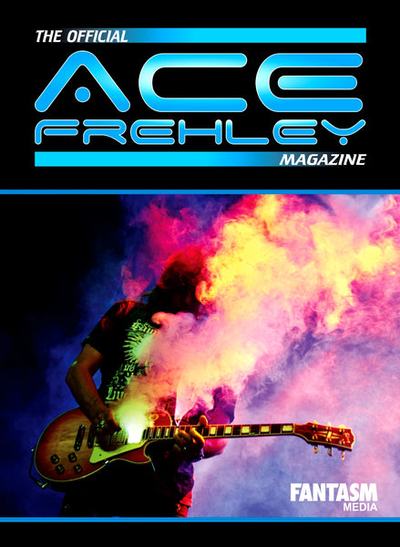 The Official ACE FREHLEY Magazine - PRE-ORDER - Fantasm Media