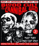 Blood Cult of The Cannibal God t-shirt (S-XL) - Fantasm Media