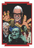 Fantasm Card Set #1 George A. Romero - Fantasm Media