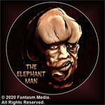 "The Elephant Man 1.5"" Button - Fantasm Media"