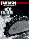 Fantasm Presents #4: A Tribute To The Texas Chainsaw Legacy - Standard Cover - Fantasm Media
