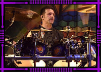 Autographed Charlie Benante Card Set (Includes Exclusive Song Download) - Fantasm Media