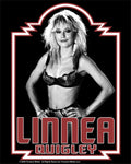 Official Linnea Quigley t-shirt (S-XL) - Fantasm Media