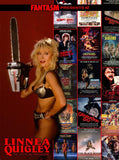 Fantasm Presents #2: Linnea Quigley (Variant Photo Cover - Limited to 100) - PRE-ORDER - Fantasm Media