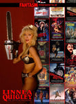 Fantasm Presents #2: Linnea Quigley (Variant Photo Cover - Ultra-Limited Signed Edition) - Fantasm Media
