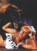 Fantasm Presents #2: Linnea Quigley (SIGNED Nude Variant Cover - Limited to 100) - Fantasm Media