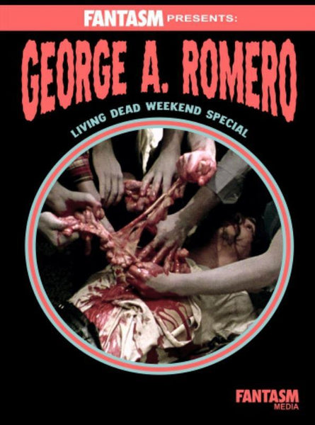 Fantasm Presents: Living Dead Weekend George A. Romero Special Cover B - Fantasm Media