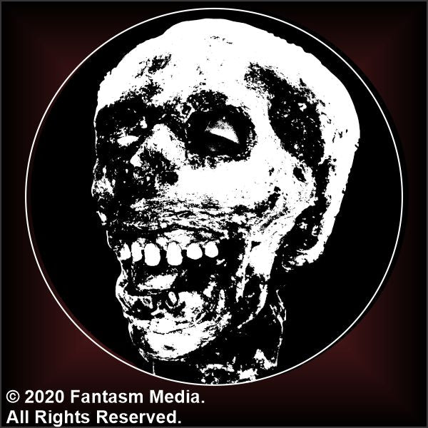 "The Dead 1.5"" Button - Fantasm Media"